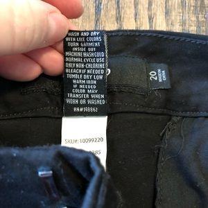 torrid Shorts - Black shorts
